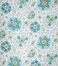 Home Decor 8\u0022x8\u0022 Fabric Swatch-Eaton Square Flowerama   Poolside Floral