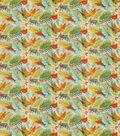 SMC Designs Upholstery Fabric 54\u0022-Bidding/Bermuda