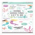 Me & My Big Ideas 239 pk Stickers-Mermaids