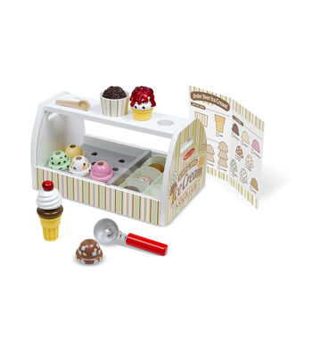 Melissa & Doug Scoop Serve Ice Cream Counter