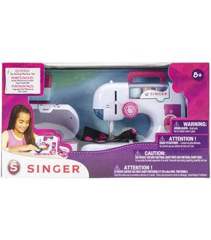 Singer EZ-Stitch Sewing Machine W/Sewing Kit
