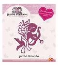 Yvonne Creations Love Die-Cupid
