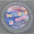 Glitter Bead \u0027N Stretch Super Stretchy Cord For Jewelry Making