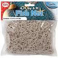 Pepperell 6\u0027x6\u0027 Cotton Fishing Net