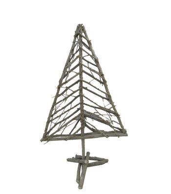 Holiday Cheer Twig Tree Small-White