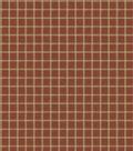 French General Multi-Purpose Decor Fabric 54\u0022-Gladstone/Rural Red