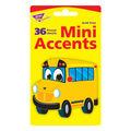Bus Mini Accents, 36 Per Pack, 12 Packs