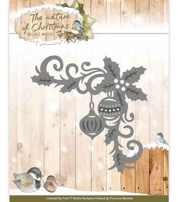 Find It Trading The Nature of Christmas Cutting Die-Christmas Corner