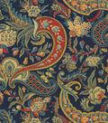 P/K Lifestyles Upholstery Fabric 54\u0022-Jazzy Jewel