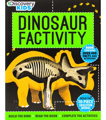 Discovery Kids Dinosaur Factivity Kit