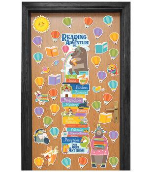 Eureka School All-In-One Door Decor Kits-Reading