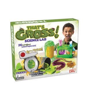 SmartLab That's Gross Science Lab Kit