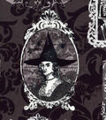 Halloween Cotton Fabric-Vintage Skeleton Portraits