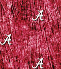 University of Alabama Crimson Tide Cotton Fabric -Tie Dye