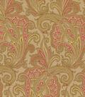 Home Decor 8\u0022x8\u0022 Fabric Swatch-Waverly Tamsin Harvest