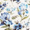 York Wallcoverings Wallpaper-Blue Iris