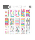 The Happy Planner Girl Value Pack Stickers-Miss Maker Mini