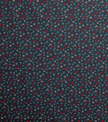 Quilter\u0027s Showcase Cotton Fabric-Little Flowers on Navy