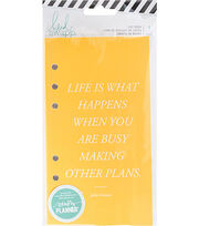 Heidi Swapp Memory Planner List Book-Fresh Start, Budget, , hi-res