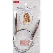"Deborah Norville Fixed Circular Needles 32""-Size 11/8mm, , hi-res"