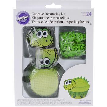 Wilton Dino Cupcake Decorating Kit 24ct