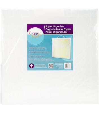 """Cropper Hopper Paper Organizer-12""""X12"""""""