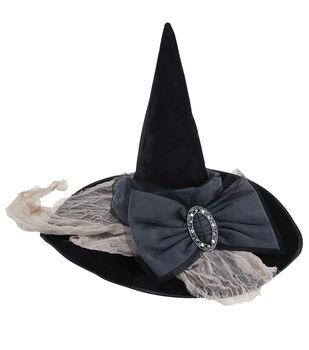 Maker's Halloween Witch Hat-Black