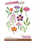 CottageCutz Die-Botanical Garden 1 1.2\u0022 To 2.2\u0022