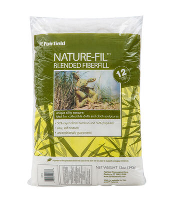 Nature-Fil Bamboo Fiber Fill 12 ounce Bag