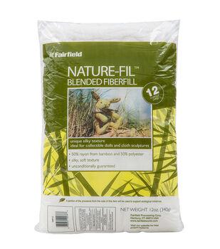 Nature-Fil Bamboo Fiber Fill 12 ounce Bag