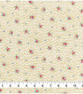 Keepsake Calico Cotton Fabric -Feminine Ditsy Floral