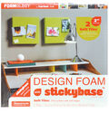 Fairfield Design Foam 12\u0022x12\u0022x2\u0022 2pcs