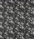 Home Essentials Home Décor Fabric-Balsalm Black