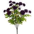 Blooming Autumn 20\u0027\u0027 Gomphrena Bush-Purple