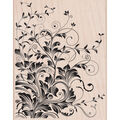 Hero Arts Mounted Rubber Stamps Leafy Vines