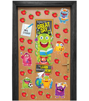 Eureka School All-In-One Door Decor Kits-Knowledge