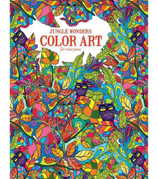 Art Of Coloring Flowers
