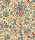 P/K Lifestyles Multi-Purpose Decor Fabric 54\u0022-Conservatory Retold/Royal