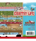 Find It Trading Yvonne Creations Paper Pack 6\u0022X6\u0022 Country Life