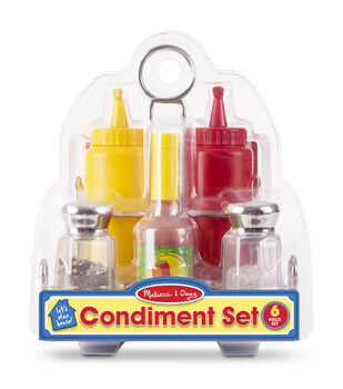 Melissa & Doug Condiment Set