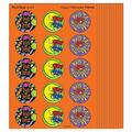 Trend Enterprises Inc. Happy Halloween/Root beer Stinky Sticker, 60/Pack