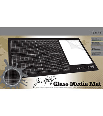 Tonic Studios Tim Holtz Glass Media Mat