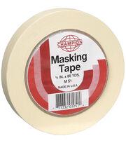 """Darice Masking Tape 0.75""""x60 yds, , hi-res"""