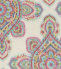 Anti-Pill Fleece Fabric 59\u0022-Urban Bright Medallion