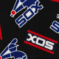 Chicago White Sox Fleece Fabric-Cooperstown