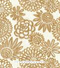 Home Decor 8\u0022x8\u0022 Fabric Swatch-Genevieve Gorder Flower Pops Resin Glow