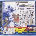 Paper House Wonder Woman 12-Month Planner Set