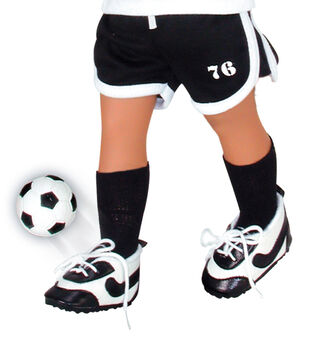 Springfield Boutique Soccer Shoes, Socks & Ball