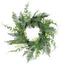 Fresh Picked Spring 24\u0027\u0027 Fern & Greenery Wreath