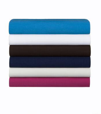 Sew Classics Silky Peachskin Fabric -Solid